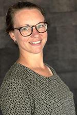 Caroline van Harn (Secretary)