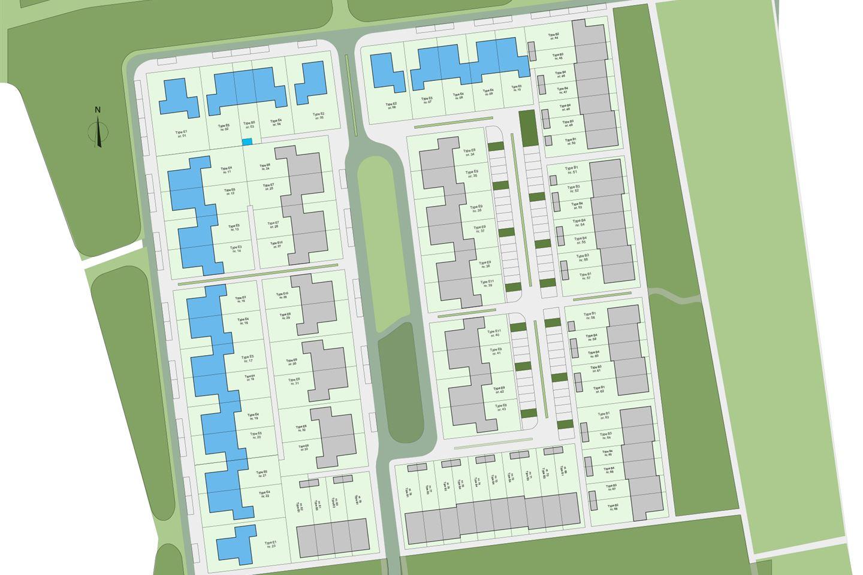 Bekijk foto 2 van Vrijstaande woning type E1 (Bouwnr. 23)