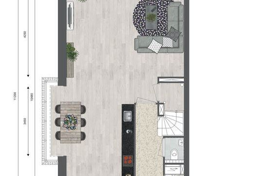 View photo 2 of Park Centraal | fase 5 (Bouwnr. 244)