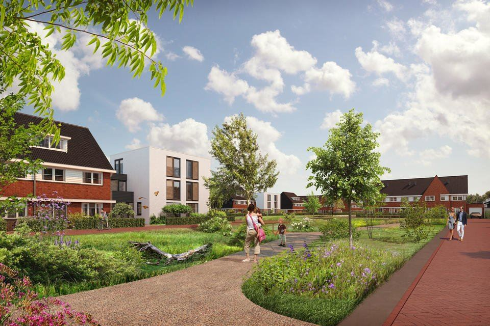 View photo 5 of Park Centraal | fase 5 (Bouwnr. 244)