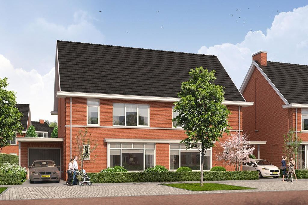 Bekijk foto 2 van Willemsbuiten - buurtje 6 (Bouwnr. 100)