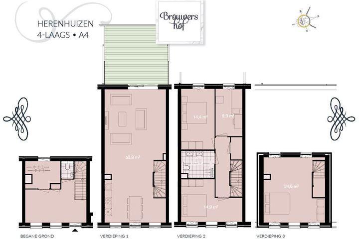 Brouwershof (Bouwnr. 209)
