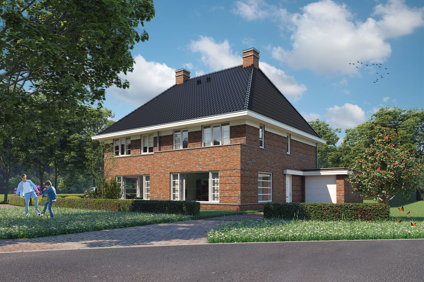 View photo 1 of Esserdael diepe villa bnr. 21 (Bouwnr. 21)