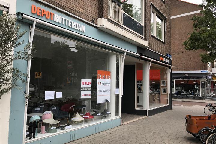 Pannekoekstraat 62 A, Rotterdam