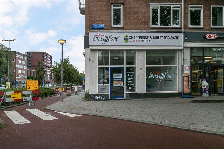 Goudsesingel 113, Rotterdam