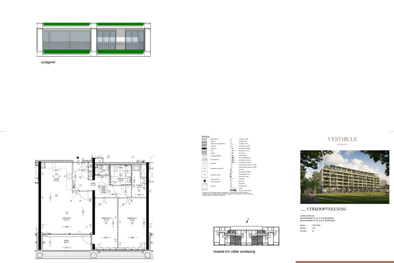 Bekijk foto 2 van Vestibule (Bouwnr. 39)