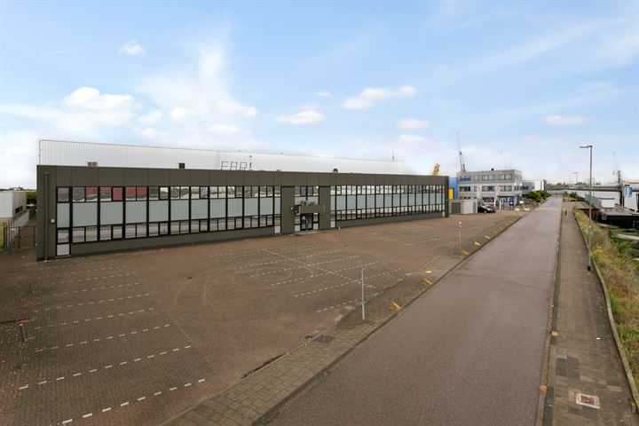 Mercuriusweg 10-12, Schiedam
