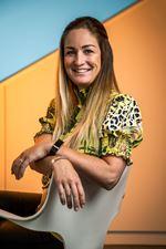 Sabine van Diepen  (Office manager)
