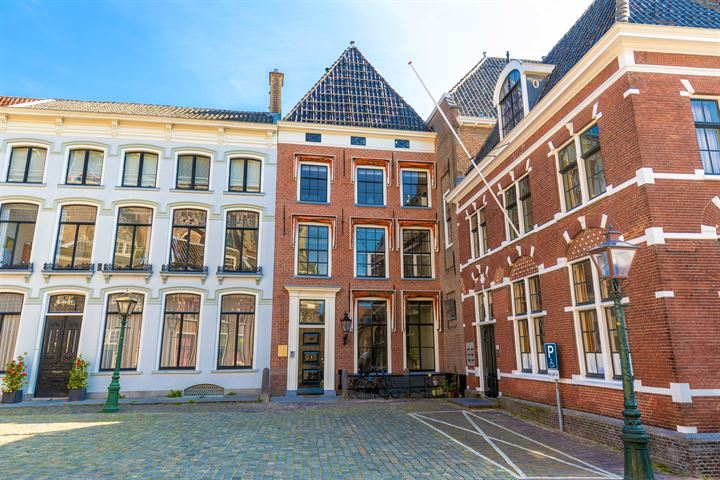 Pieterskerkhof 38, Leiden