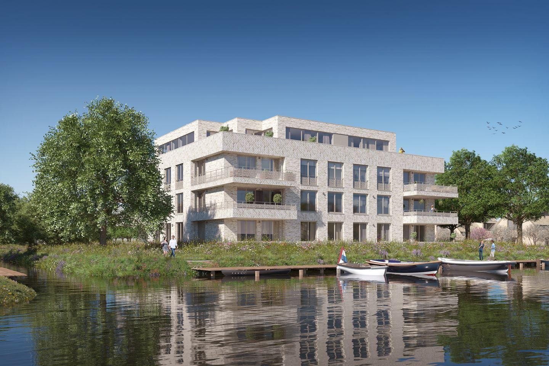 Bekijk foto 1 van Roosenhorst appartement (Bouwnr. 4)