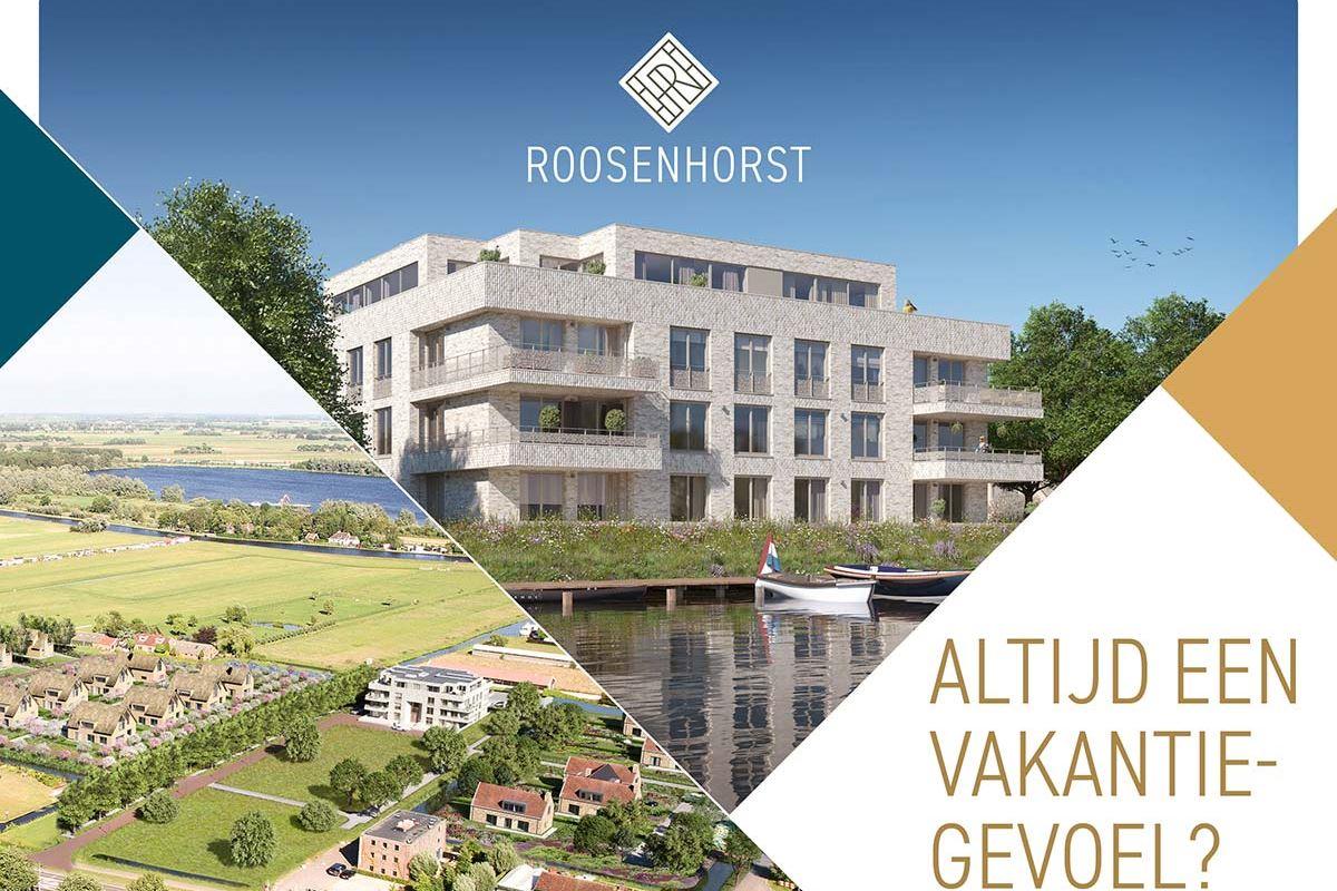 Bekijk foto 5 van Roosenhorst appartement (Bouwnr. 4)