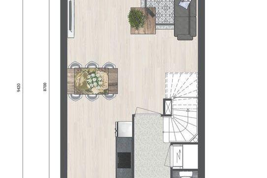 Bekijk foto 2 van Park Centraal   fase 5 (Bouwnr. 255)