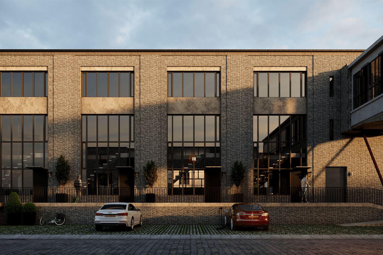 Bekijk foto 4 van 6 - Type Brugwoning - Bruggebouw - Strijp R (Bouwnr. 6)