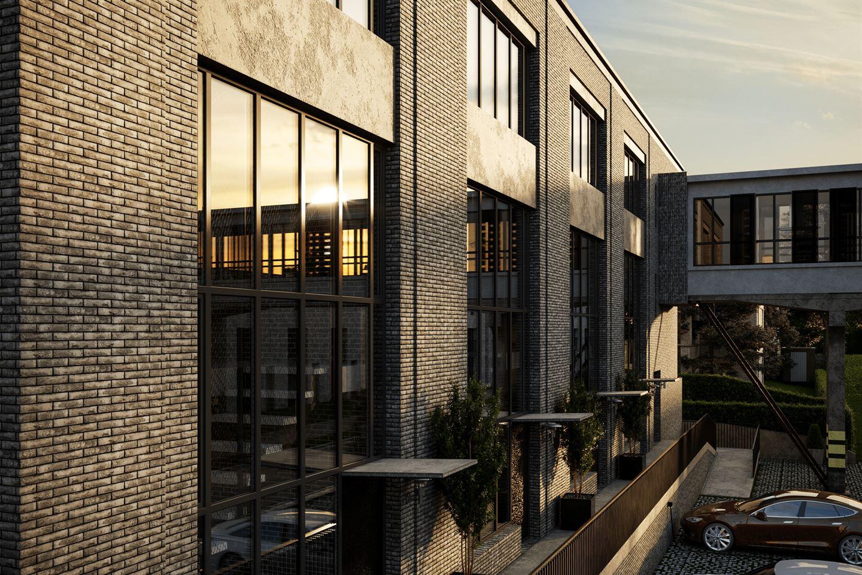 Bekijk foto 5 van 6 - Type Brugwoning - Bruggebouw - Strijp R (Bouwnr. 6)