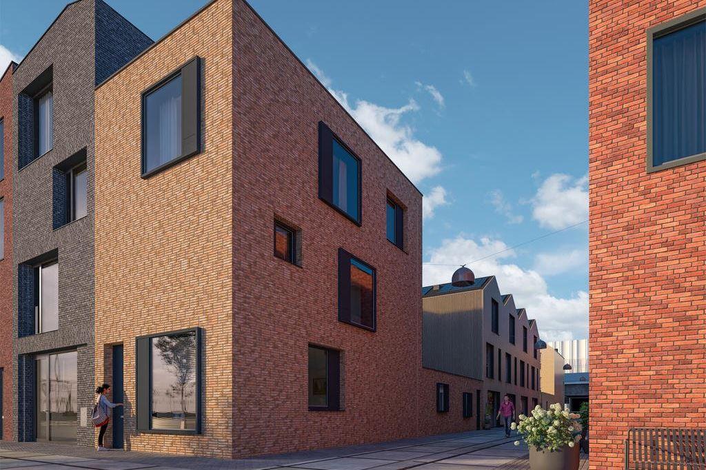 Bekijk foto 2 van Wisselspoor Utrecht deelgebied 1 (woningen) (Bouwnr. 69)