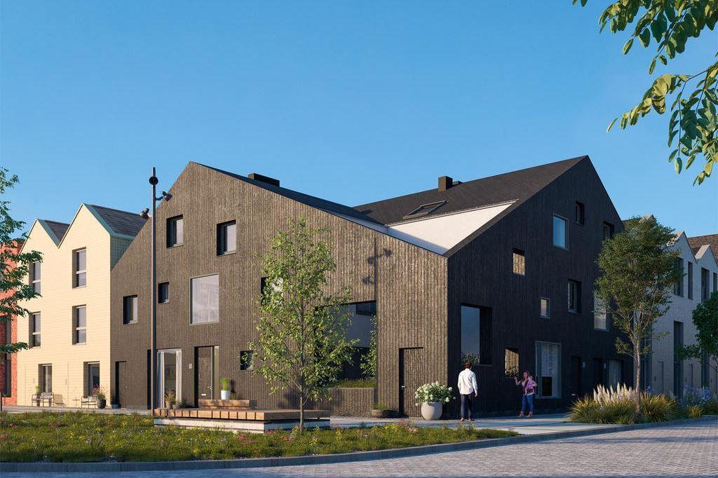 Bekijk foto 1 van Wisselspoor Utrecht deelgebied 1 (woningen) (Bouwnr. 50)