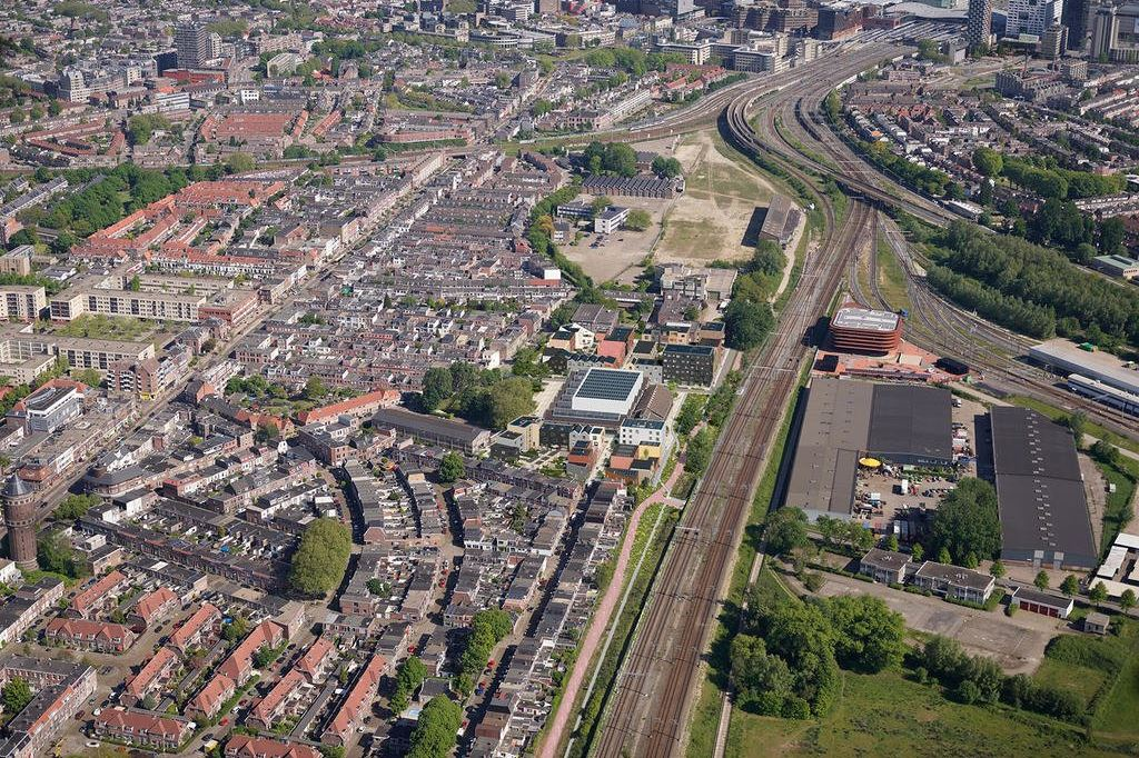 Bekijk foto 3 van Wisselspoor Utrecht deelgebied 1 (woningen) (Bouwnr. 52)