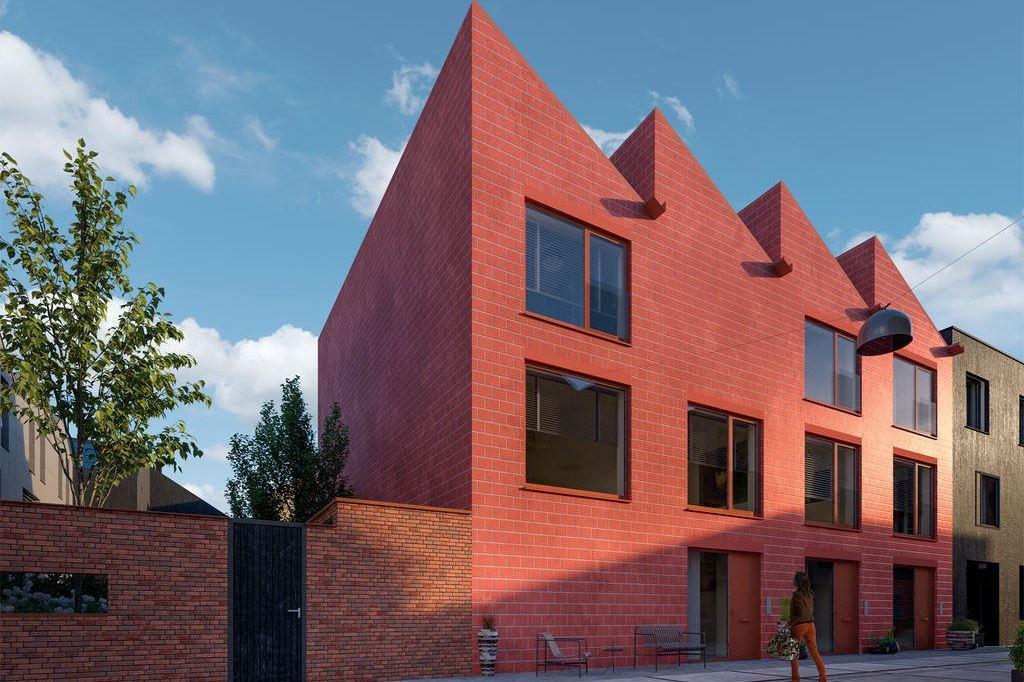Bekijk foto 3 van Wisselspoor Utrecht deelgebied 1 (woningen) (Bouwnr. 58)