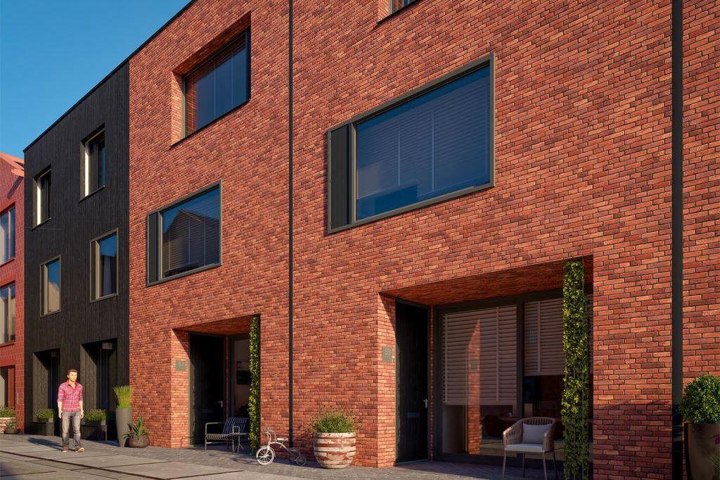 Bekijk foto 2 van Wisselspoor Utrecht deelgebied 1 (woningen) (Bouwnr. 44)