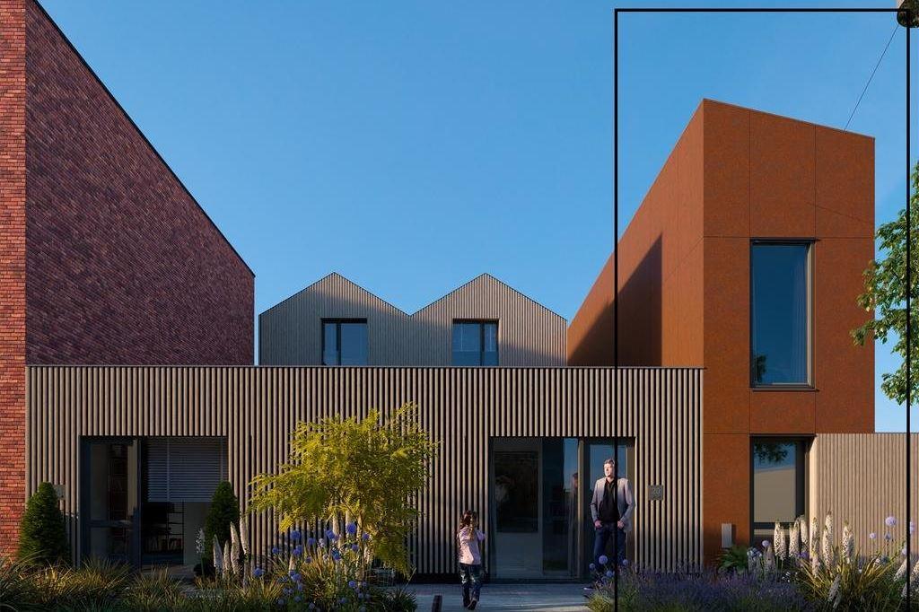 Bekijk foto 4 van Wisselspoor Utrecht deelgebied 1 (woningen) (Bouwnr. 19)