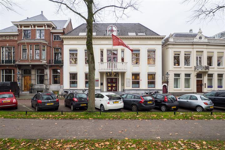 Maliebaan 10 A, Utrecht