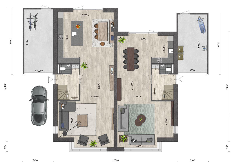 Bekijk foto 3 van Grootveldlaan bouwnummer 11