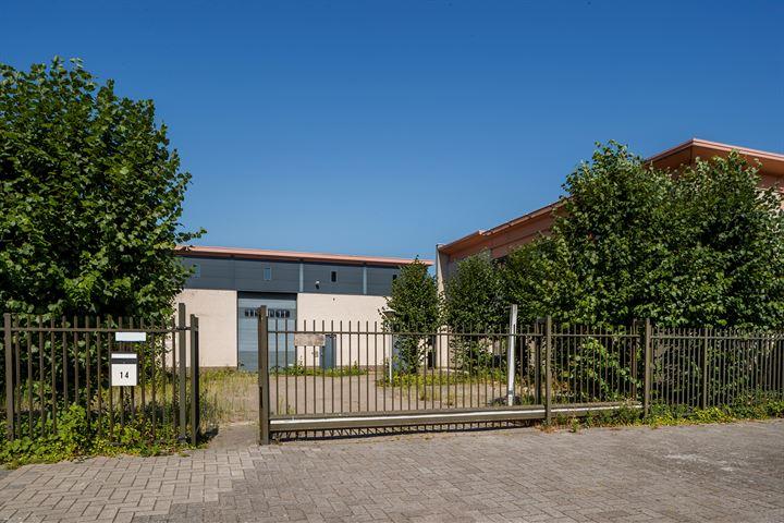 Newtonbaan 14, Nieuwegein