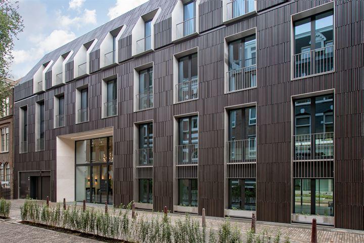 HOF City apartments Kerkstraat Amsterdam