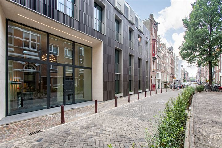 HOF City apartments Kerkstraat Amsterdam