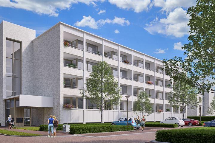 Strijp R (Flowcoatstraat) - Appartementen