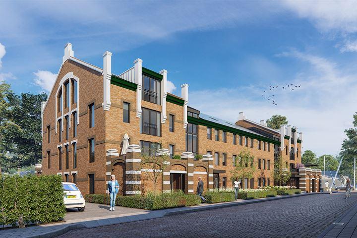Nieuw Trebol appartementen