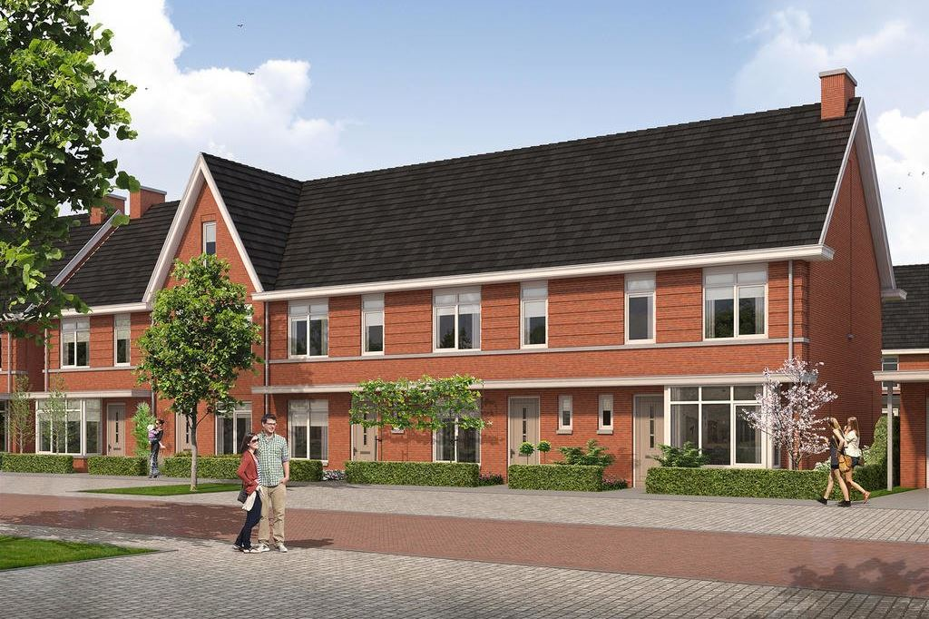 Bekijk foto 2 van Willemsbuiten - buurtje 6 (Bouwnr. 59)