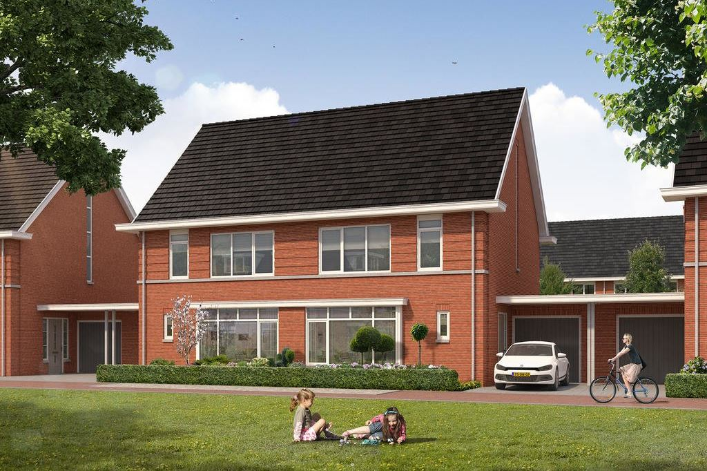 Bekijk foto 1 van Willemsbuiten - buurtje 6 (Bouwnr. 101)