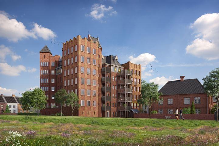 Appartementen Heesterburgh