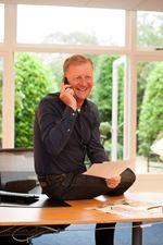 Hans Scheenstra (NVM real estate agent (director))