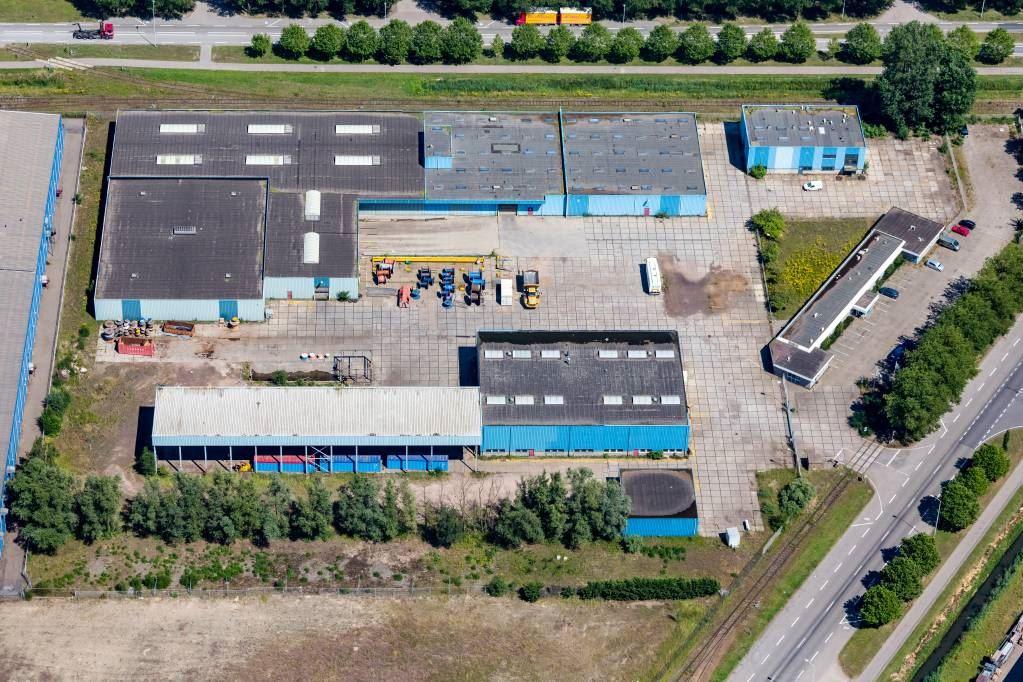Bedrijfshal Moerdijk Zoek Bedrijfshallen Te Koop Vlasweg