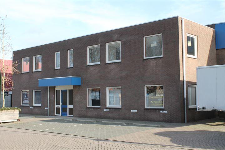 Fokkerstraat 18, Leerdam