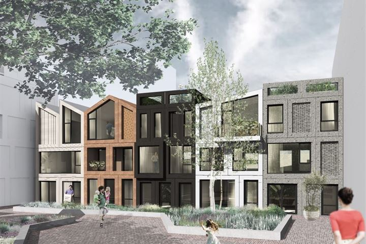 5 x GROOT in Buiksloterham