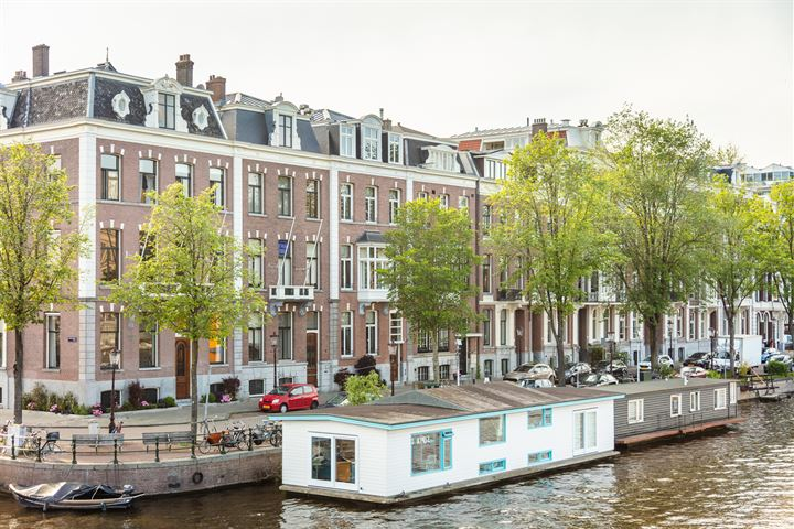 Sarphatikade 11, Amsterdam