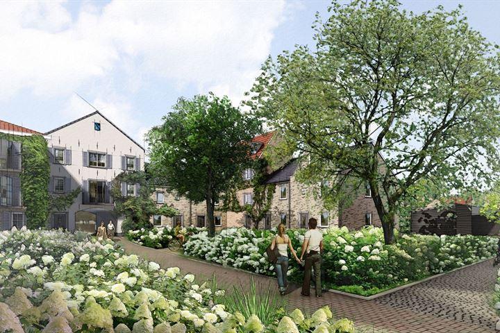 Dalmeden Hengelo - Frans Landhuis 29 woningen