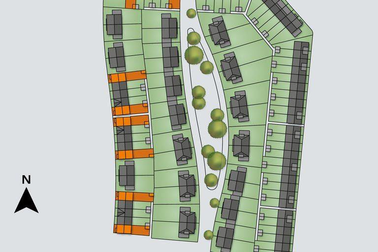 Bekijk foto 4 van Willemsbuiten - buurtje 6 (Bouwnr. 74)