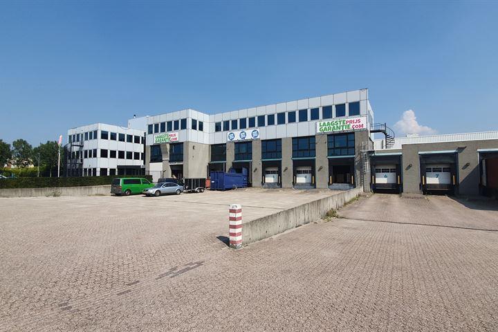 Sluisweg 200, Den Bosch
