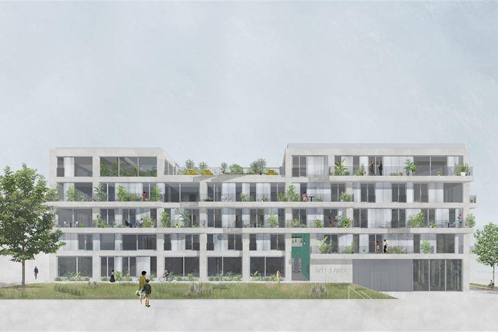 WIJ_LAND - Centrumeiland IJburg