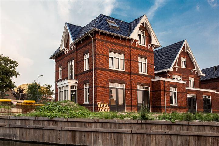 Parksingel 3, Villa vrijstaand bnr 117 (Bouwnr. 117)