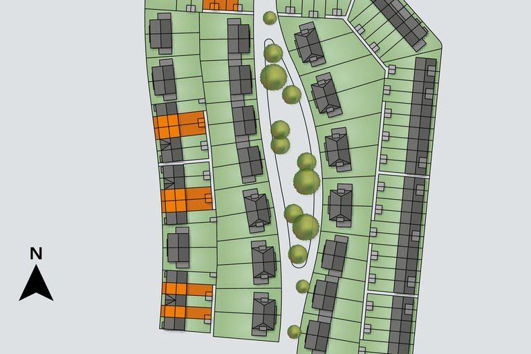 Bekijk foto 5 van Willemsbuiten - buurtje 6 (Bouwnr. 77)