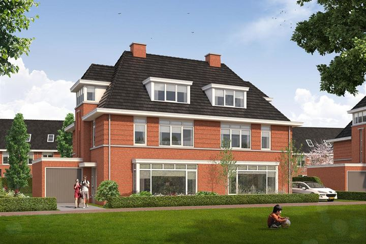 Willemsbuiten - buurtje 6 (Bouwnr. 48)