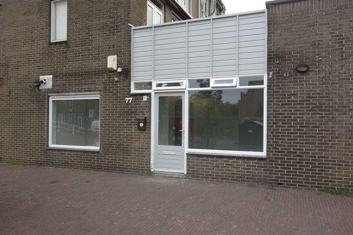 Kruisstraat 77, Delft