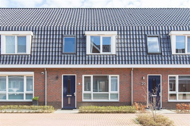 Piet van der Vossenstraat 22