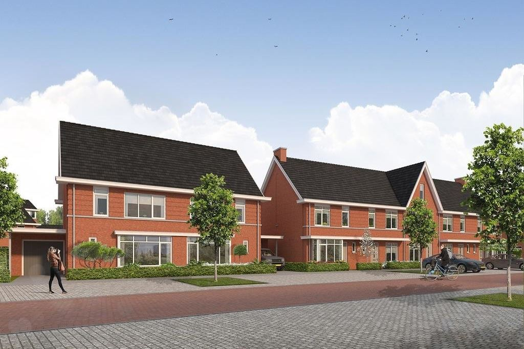 Bekijk foto 3 van Willemsbuiten - buurtje 6 (Bouwnr. 66)