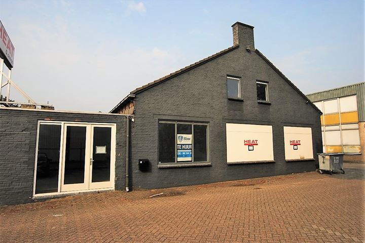Richelleweg 1, Soesterberg